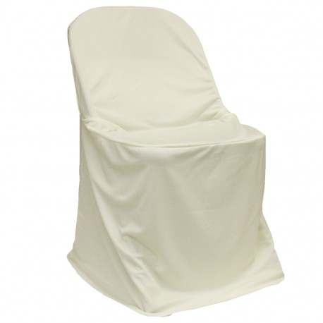 Chair Covers for Folding Chairs White