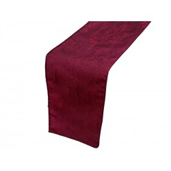 Table Runner Burgundy