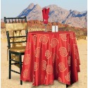 """Round Tablecloth 96"""""""