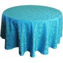 Round Tablecloth 132""