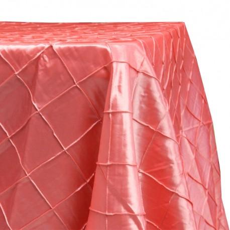 Tablecloth Pinktuck Pink