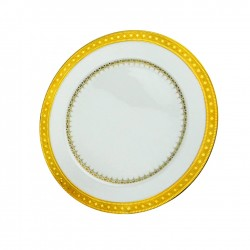 Imperial Gold  Dinner Plate 10 ½""