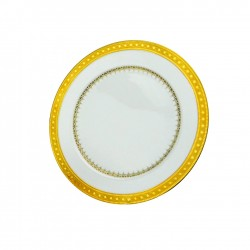 "Imperial Gold Salad/Dessert Plate 7 ¾"""