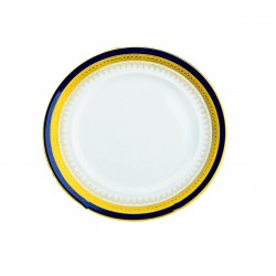 Windsor Blue Lunch Plate 9 ½""