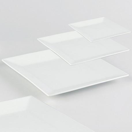 White Square China