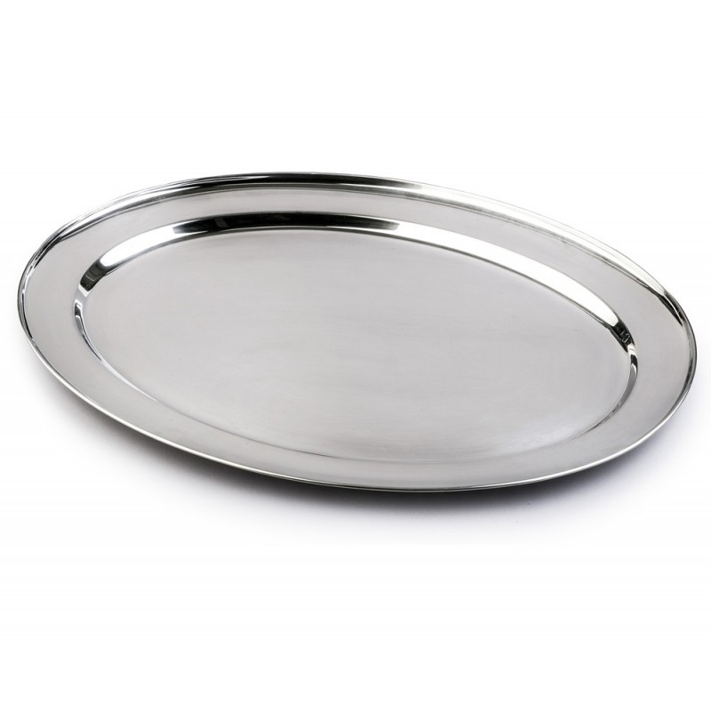 Oval Silver Trays For Sale