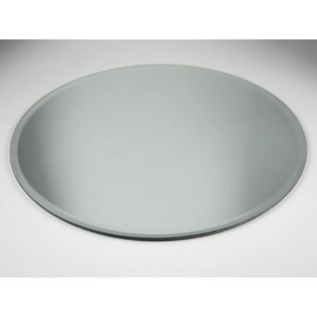 "Round Mirror Tray 12"""