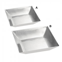 Stainless Steel Square Bowls