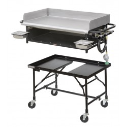 "Propane Griddle 25"" x 20"""