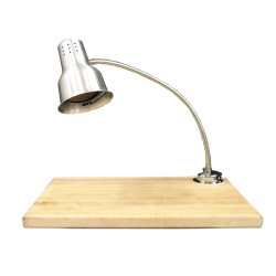 Heat Lamp and Board