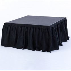 """Stage Skirt 15"""" Height"""