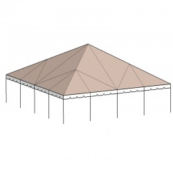 Frame Tent 40'  Series