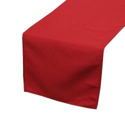 Table Runner Red